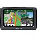 "Garmin nuvi 2455LMT 4.3"" GPS Navigation System with Lifetime Map and Traffic Updates"