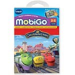 VTech MobiGo Software: Chuggington $4.70, Madagascar $5, Dinosaur Train $5, SpongeBob Squarepants $6.50, Tangled $7, Kung Fu Panda 2
