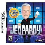 Jeopardy (Wii or DS) $5, Wheel of Fortune (Wii or DS)