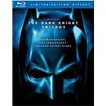The Dark Knight Trilogy (Blu-ray): Batman Begins, The Dark Knight, and The Dark Knight Rises