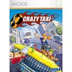 Xbox Live Marketplace: Crazy Taxi (Full Game) 200 MS Points
