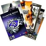 THQ Mega Pack (PC Digital Download): Darksiders II, Metro 2033, Saints Row: The Third, Warhammer 40,000: Dawn of War II Gold, Retribution