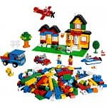 704-Piece LEGO Bricks & More Deluxe Brick Box (5508)
