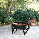 Backyard Grill 156-sq in Portable Charcoal Grill (holds 8 Burgers) for $10 at Walmart