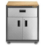 Gladiator Garage GearBox Freestanding 2-Door Steel Cabinet