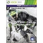 Used Game Sale: The Last of Us (PS3) $15, Splinter Cell: Blacklist (Xbox 360/PS3)