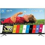 "55"" LG 55LB7200 1080p 240Hz 3D LED Smart HDTV + 1-Year Netflix Subscription"