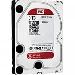 "3TB Western Digital Red 3.5"" SATA III Internal Hard Drive"