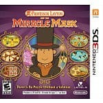 Professor Layton and the Miracle Mask (3DS) or Paper Mario Sticker Star (3DS)