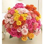 Bouquet of Spray Roses: 50 for $20, 100 for $28