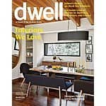 Dwell Magazine $4.99 per year