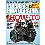 Magazines: Forbes $7/yr, Popular Photography  $4.70/yr