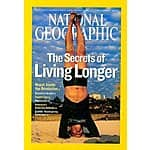 National Geographic (Print + Digital Access) get 2-Years for $30