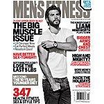 Fitness & Fashion Mega Sale: Men's Fitness $4.99/yr, Shape $4.50/yr, Backpacker $4.99/yr, Runner's World $5.99/yr, Vogue $5.99/yr, Self $4.99/yr, GQ $4.99/yr, Details $4.99/yr