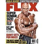 Flex Magazine $3.99 per year