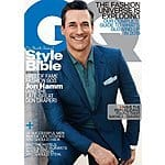 GQ Magazine $4.70 per year