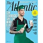 The Atlantic $3.99 per year