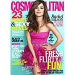 Cosmopolitan Magazine $3.99 per year (when you buy 2-years) just 33¢ per issue