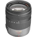 Panasonic Lumix G Vario HD 14-140mm f/4.0-5.8 OIS Aspherical Lens for Micro Four Thirds Lens Mount Systems $299 with free shipping