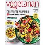Vegetarian Times $5.99 per year