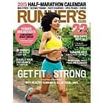 Runner's World $5.79 per year or Running Times $5.79 per year