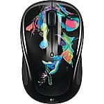 Logitech M325 Wireless Advanced Optical Mouse or Logitech M317 Mouse (certain styles/colors) for $12.99 at Staples