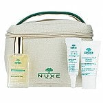 Derm Store $25 off $50, Free Vogue Subscription w/ any purchase, Free Face Care Kit by Nuxe Paris (4 piece) w/ Nuxe purchase