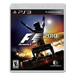 F1: 2010 Game for PS3