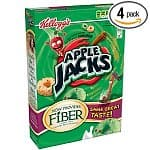 Apple Jacks Cereal, 12.2-oz Boxes (4-pk) $6, Cocoa or Fruity Pebbles Cereal, 11-oz Boxes (4-pk) $7, Post Golden Crisp Cereal 14.75-oz Boxes (4-pk)