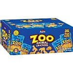 36-Pack Austin Zoo Animal Crackers (2-oz)