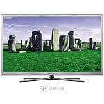 "64"" Samsung PN64D8000 Series 8 Plasma 3D 1080p HDTV + 2 Pairs of 3D Active Glasses (via Rebate)"
