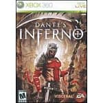Dante's Inferno PS3 or Xbox 360 $12, Mass Effect 2 for Xbox 360