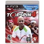 Top Spin 4 (PS3 & Wii)