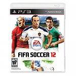 FIFA Soccer 12 pre-order (PS3)