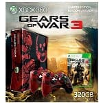 Xbox 360 Gears of War 3 Limited Edition Console Bundle (pre-order) + $40 Amazon Credit