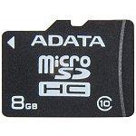 8GB ADATA Class 10 Micro SDHC Memory Card