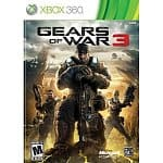 Gears of War 3 (Xbox 360) Deals: Game + $20 Amazon Credit or Game + $20 Newegg Gift Card $60, Gears of War Triple Pack (Xbox 360) $20