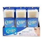 3-pack Q-tips Swabs, 625 count (1875 total)
