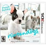 Nintendogs + Cats Games (Nintendo 3DS): French Bulldog & New Friends, Toy Poodle & New Friends, or Golden Retriever & New Friends