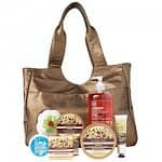 The Body Shop: 3 for $30 on All Items + 10% off Coupon Code + MistleTote Bag w/ 8 Body Care Items $25