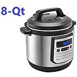 Insignia 8-Quart Multi-Function Pressure Cooker $40 + Free Shipping