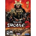 Strategy PC Game Downloads: Total War: Shogun 2 $10, Rome: Total War Gold $2.50, Napolean: Total War Imperial $5, Majesty Pack