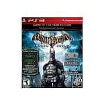 Batman Arkham Asylum Game of the Year Edition (PS3)