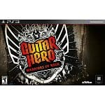 Guitar Hero: Warriors of Rock Bundle (PS3 or Xbox 360)