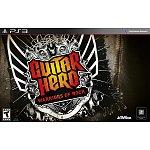 Guitar Hero: Warriors of Rock Bundle (PS3 or Xbox 360)