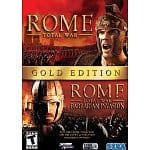 SEGA Game Downloads: Sonic the Hedgehog $2, Rome: Total War Gold Edition $2, Medieval II: Total War Gold Edition $2, Empire: Total War $4, Tropico 4 $5