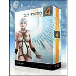 Daz3D: 3 Free Software Suite Programs: DAZ Studio 4 Pro, Bryce 7 Pro, Hexagon 2.5