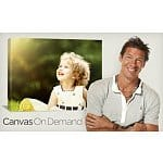 "Canvas on Demand 16""x20"" Gallery Wrapped Canvas Print for $29 for one or $49 for two + Free Shipping"