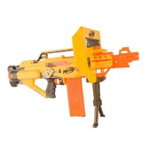 Nerf N-Strike Stampede ECS-50 Blaster: 1 for $20 or 4 for $60  + Free In-Store Pick Up