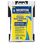 40 LBS Morton System Saver II Water Softener Salt Pellet - $3.79 w/Free Store Pickup Sears.com